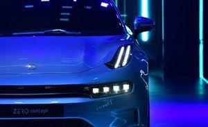 紧跟时代潮流,领克首款纯电ZERO亮相北京车展