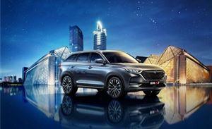 延续五大当红实力,长安欧尚X7 EV车型竞争力佳!