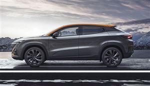 国际范儿 动力超威兰达 看过这款国产SUV 网友:真骄傲