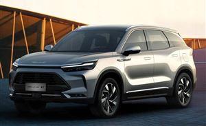 如同概念车的量产车  这辆X7来自北京