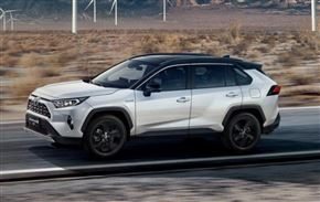 2020全球SUV销量前10:丰田RAV4夺冠 途观第三 汉兰达第十