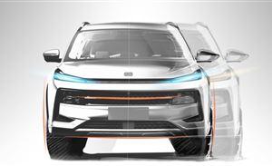 如量产车能和设计图一样 那思皓QX就美翻了 我要一辆