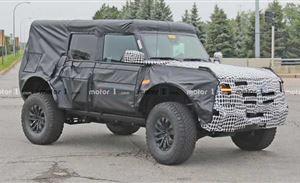 """哈弗有大狗 福特有""""疣猪"""" Bronco高性能或搭载3.0升V6发动机"""