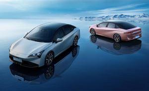 比model 3拉风 广汽埃安AION S Plus 三电终身质保+三种续航