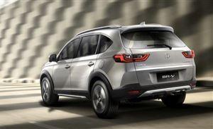 本田7座SUV 新一代BR-V发布 配自吸1.5L+121马力 约合11万起