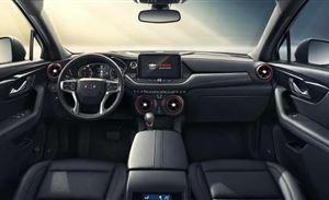 雪佛兰全新SUV开拓者内饰图发布,与海外版一致,更加前卫