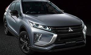 三菱新款SUV上市!推四款车型,轿跑外观设计
