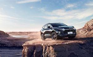 入门即高配  70项全系标配定义价值新标杆,高端大7座全境SUV雪佛兰开拓者开启预售