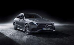 豪华品牌中型车市场绝对的明星产品——奔驰C级正式换代