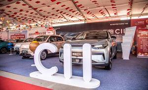 临沂格林实拍:零跑C11中大型纯电SUV性价比之作