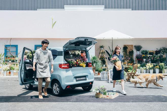 2020成都车展:宏光MINI EV售2.88-3.88万