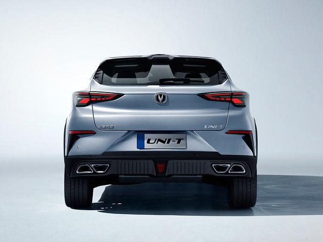 2022款UNI-T正式上市 售价XX-XX万元