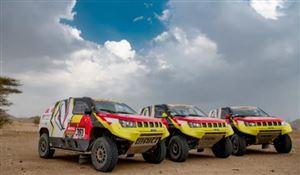 战旗之上亮刀锋 BJ40刀锋英雄版将于达喀尔赛闭幕日预售