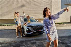高性能智控大美SUV——长安欧尚X7PLUS正式全球上市
