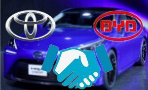 丰田章男之野望 丰田按下在华电动汽车发展加速键