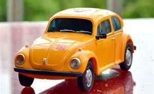 当年情 变形金刚与汽车——大众甲壳虫