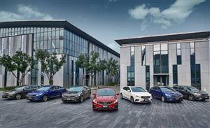 """吉利汽车前11个月累计销售123万辆 连续两月""""双增长"""""""